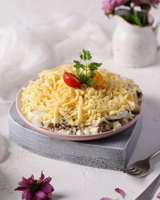 публикует салат мужские грезы пошаговый рецепт с фото игра